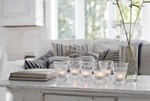 White/Rustic/Furniture