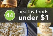 Shopping healthy on a budget / by Lindsey Lengacher