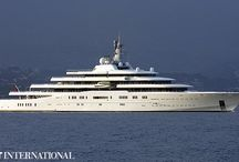 World's Largest Yachts / by Boat International