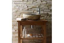 Stone Bathware & Vanity Consoles
