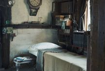 Rustic and Primative / by Elaine Bowers