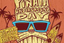 Piñata Underground Day 2017
