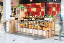 Custom Case Kiosk