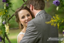 Outdoor wedding photos / by Angela Phillips
