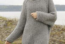 pulover nähen