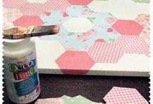 DIY / Einfache Ideen und Inspirationen zum Selbermachen - Upcycling, Handarbeit - und manches kinderleicht