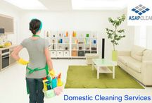 Domestic Cleaning / Upholstery Cleaning – An important aspect of Domestic Cleaning