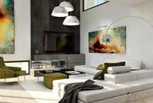 IMART - Interior design houses - living room, kitchen & dining room - Bernolákovo