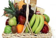 Fruit & Gourmet Baskets / Fruit & Gourmet Baskets from AvasFlowers.net!