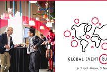 Global Event Forum / Единственное деловое событие про event как бизнес