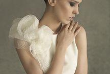 FEMINI short bridal dress