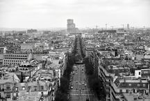 Paris en hiver by Adrien Perreau