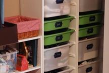 Organizing  / by Becky Farley