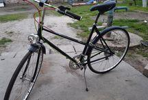 Kettler rebuilid . Odbudowa rowera