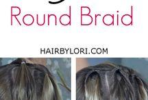 Braids: 3D