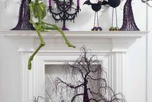 Holloween food &craft ideas  / by Debbie Swank