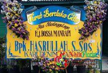 Bunga Ucapan Duka Cita Surabaya