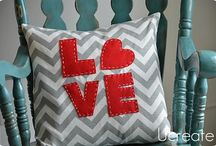 make... pillows and cushions / soft & comfy with not too much effort