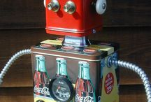 Robots / by Russell Ravary