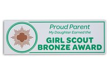 Highest Awards / The Girl Scout Bronze, Silver, and Gold Awards are the highest awards in Girl Scouting. Let's celebrate your achievement!  / by Girl Scouts