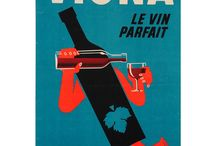 Classic Wine Posters