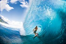 Surfing / by Simon Cook
