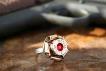Bullet jewelry  / Love this ring
