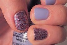 Purple Polishes