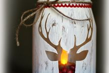 Christmas craft board / by Kayla Lewis