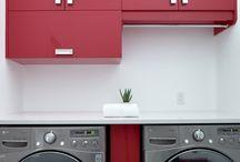 inspiration salle de lavage