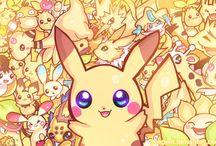 familia de pokemons