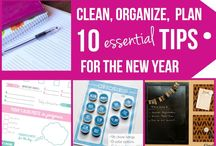 Clean and Organized  / by Becca Ferguson