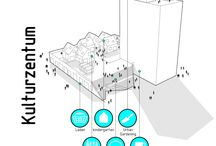 architecture / Proposal for new recording rooms and studios at Tanken, Sandvika, Norway _Adam Richards Arkitektur