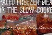 Paleo crock pot meals