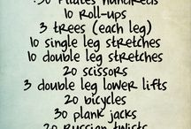 Great Quick Workouts / by Kristen Allmacher