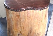 Leather Tabletops