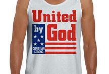Patriotic Mens Tank Tops and Sleeveless Tees