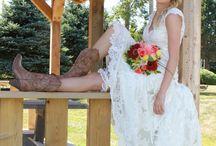 Westernbröllop