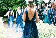 Bridal party / Wedding ideas