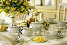 Tablescapes / by Tiffany Beasley
