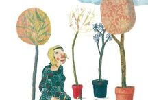 I miei albi illustrati (edizioni straniere) / Pictures books
