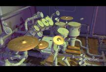 Animusic ( muziek animatie)