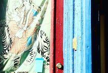 Vintage Doors Give Me Life