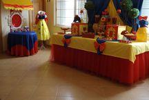Fiesta infantil Blanca Nieves