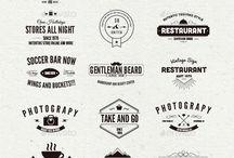 Logos und Labels