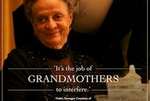 Downtonisms from Series 4 / Your favourite quotes from Series 4.