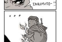 Dragon Age Inquisition Funny stuff