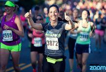 running / by Genice Rill