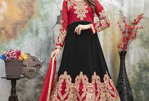 2646 Aanaya 30000 Faux Georgette Embroidered salwar kameez