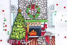 Fireplace and Accessories, Holiday Ballet